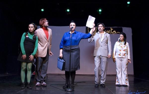 PUEDES VOLVER en el Carme Teatre 19