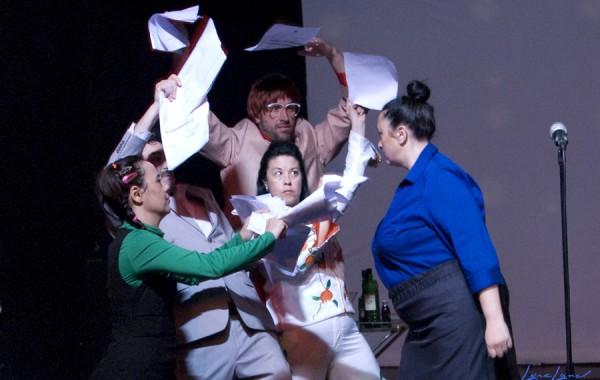 PUEDES VOLVER en el Carme Teatre 20