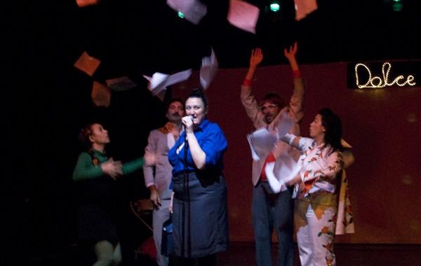 PUEDES VOLVER en el Carme Teatre 21