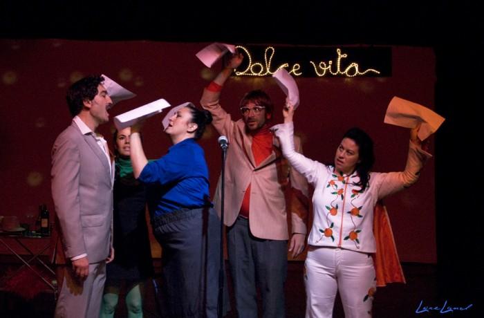 PUEDES VOLVER en el Carme Teatre 23